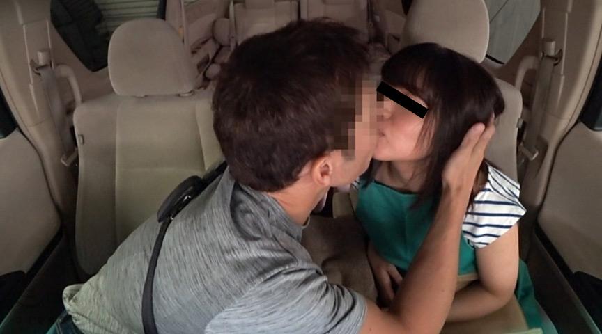 ドラレコが記録した人妻車内不倫現場映像 画像 7