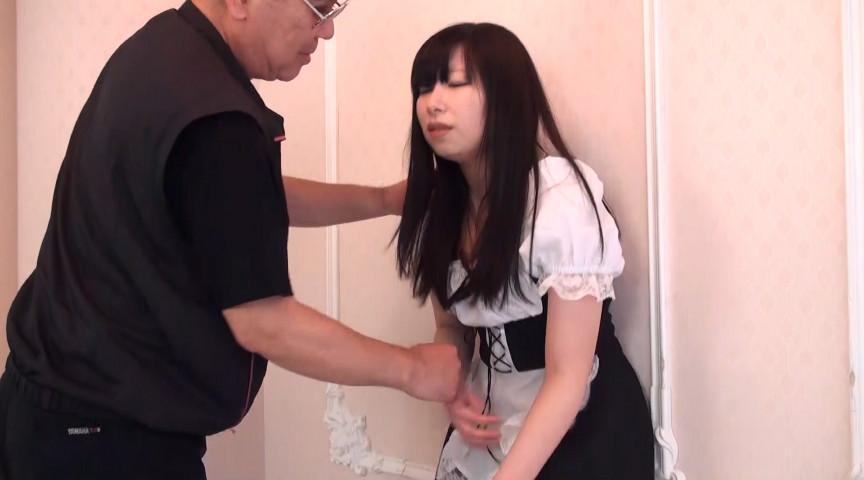格闘系腹筋女子がかよわい普通の女の子になって行くのサンプル画像