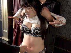 【久我かのん動画】久我かのん-腹パンチ-SM