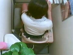ピンホールカメラでトイレを覗く VOL.1