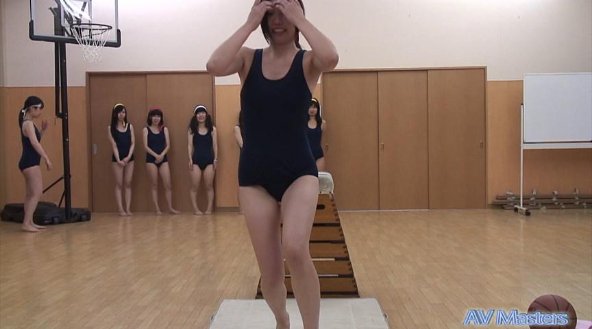 女の子の裸足で体育 画像 10