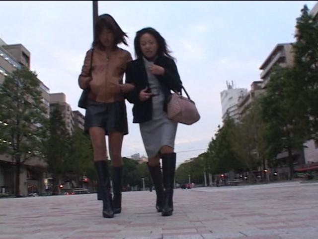 神戸系ブーツのすっぱい匂い&すっぱいつま先 画像 3