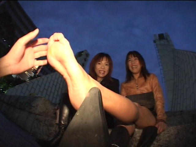 神戸系ブーツのすっぱい匂い&すっぱいつま先 画像 7