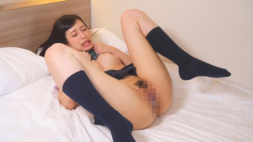 悪質シロウトナンパ 女子校生に着衣のまま素股3