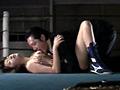 [caress-0008] Tバックレスリング ~私をベッドでフォールして~