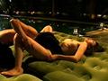 [caress-0043] プールの時間 憧れのスクール水着