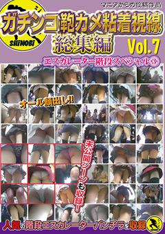 【盗撮動画】ガチンコ鞄カメ粘着視線-総集編-VOL.7