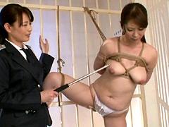 緊縛女囚拷問刑務所2 翔田千里