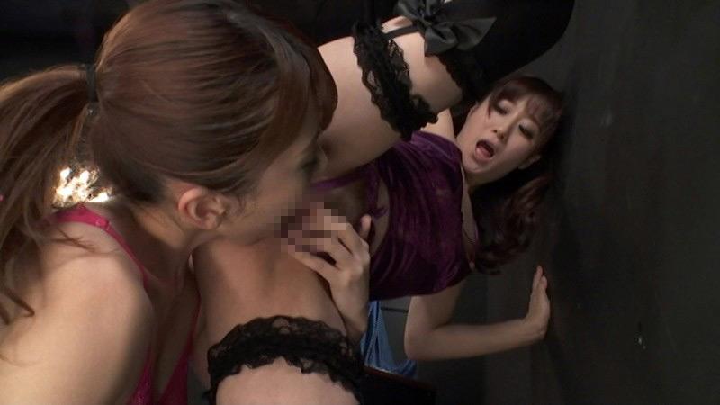 痴女×痴女レズビアン3 川上ゆう&波多野結衣 の画像11