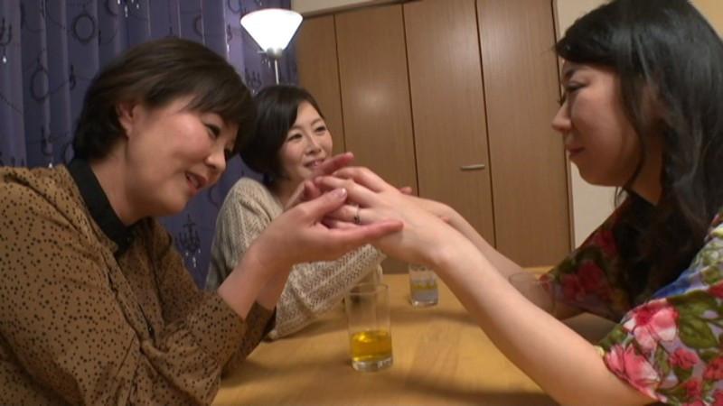 熟女3人ノンストップレズビアンSEX