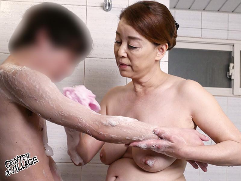 童貞くんが人妻熟女と最高の筆下ろし性交 青井マリ