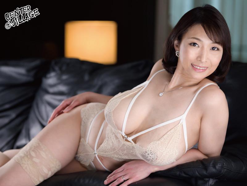 淫乱ミセスの妖艶ランジェリー性交 時田こずえ 画像 10