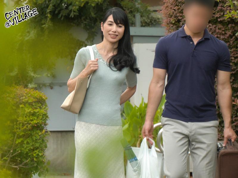 IdolLAB   center-0975 孫に欲情した五十路祖母 鶴川牧子