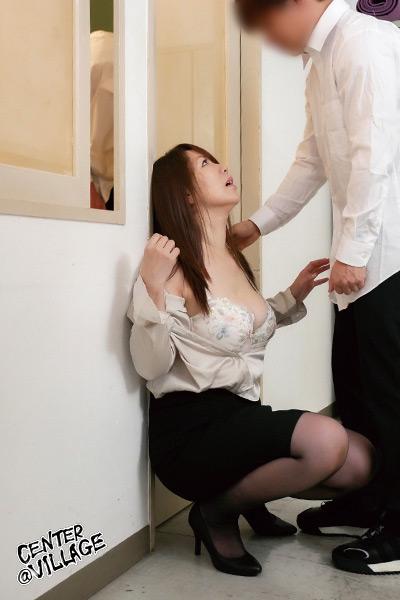 声が出せない絶頂授業で10倍濡れる人妻教師 翔田千里 画像 5