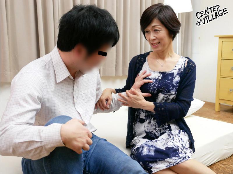 童貞くんが人妻熟女と最高の筆下ろし性交 堀美也子