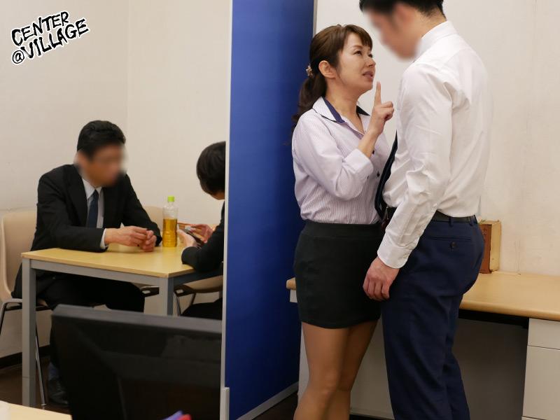 IdolLAB | center-1002 女上司と残業セックス中出しオフィス 清原美沙子