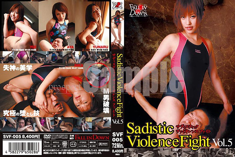 Sadistic Violence Fight Vol.5