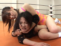 キャットファイト:BEST WOMAN'S WRESTLING MANIA9