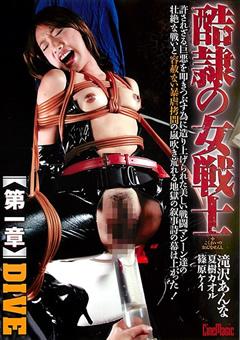 酷隷の女戦士 第一章 DIVE