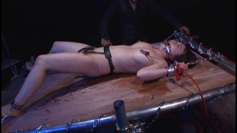 女スパイ暴虐拷問室14 羽月希