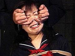美少女制服顔面嬲り ロリ顔破壊悪魔の宴