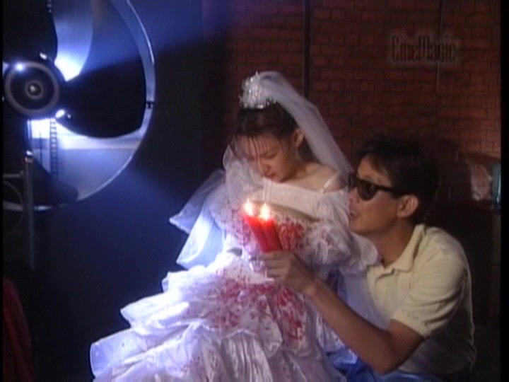 哀虐のウェディングドレス 穢された純白の花嫁たち