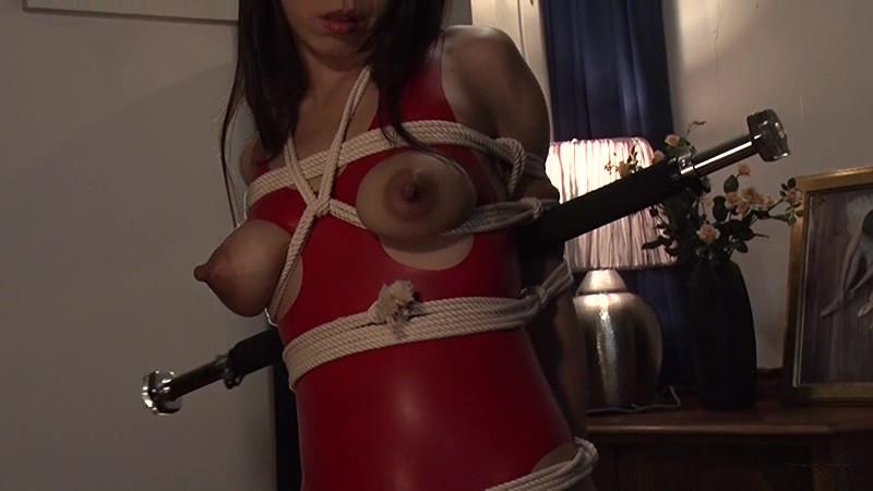 黒長乳首同性母乳搾り 尻穴でマゾイキするアナル奉仕妻 画像 3