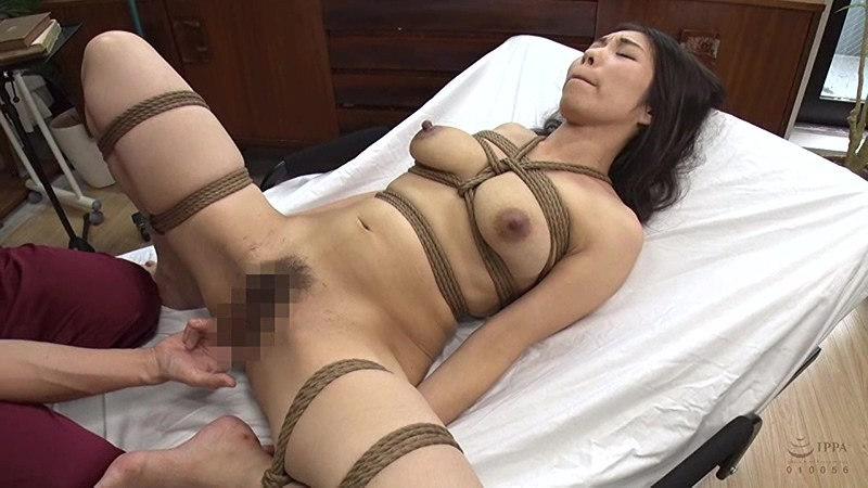 黒長乳首同性母乳搾り 尻穴でマゾイキするアナル奉仕妻 画像 9