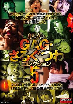 【吉野瞳動画】魅惑のGAG・さるぐつわコレクション5 -SM