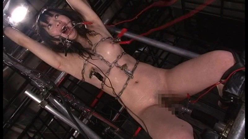 女スパイ電撃拷問室 鬼畜パルス高圧電流責めのサンプル画像11