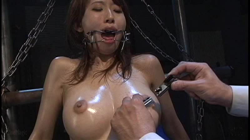女スパイ電撃拷問室 鬼畜パルス高圧電流責めのサンプル画像14
