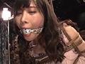 肉辱獣の巣に落とされた女流SM作家 葉月桃のサムネイルエロ画像No.1