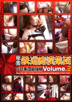 鉄道痴漢集団 Vol.2
