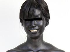 Black Painting004