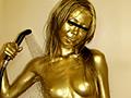 GOLD PAINT002
