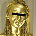 GOLD PAINT004