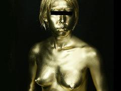 GOLD PAINT008