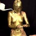 GOLD PAINT012