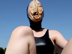 Rubber Mask007