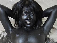 Black Painting008