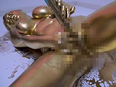 ウェット&メッシー:GOLD PAINT016