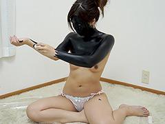 ウェット&メッシー:Black Painting015