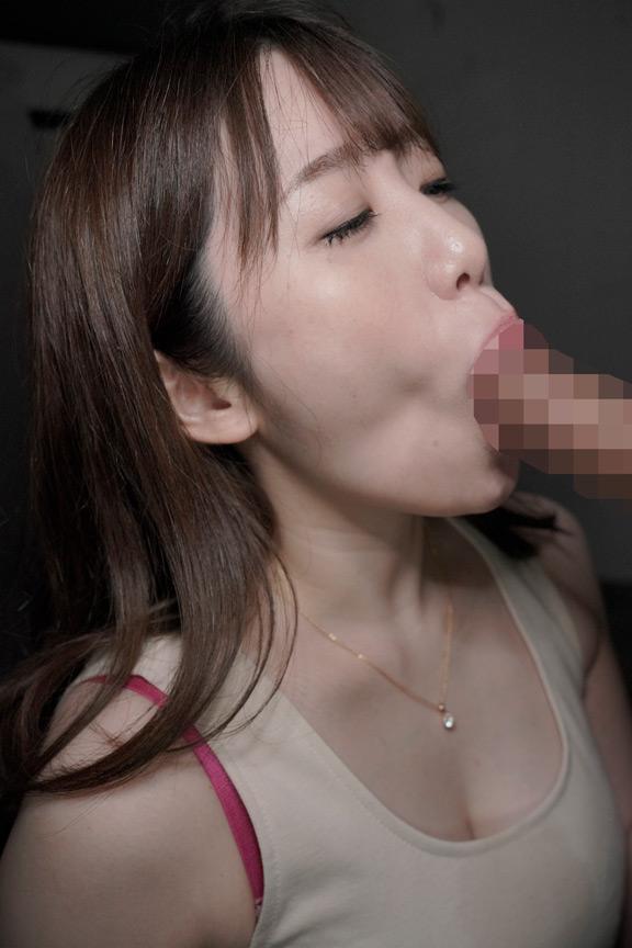 夫に内緒で他人棒SEX30歳すぎて初めての精飲 拡大版 画像 15