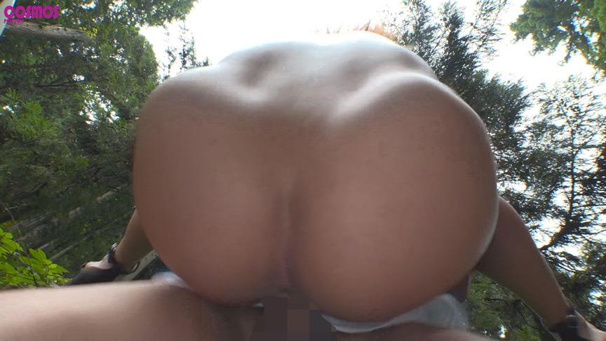 精飲も性交も断れない巨乳妻が初めての露出 ゆうかさん 画像 6