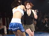 NCP LEGEND「上巻」 ガチンコ女喧嘩グローブマッチ