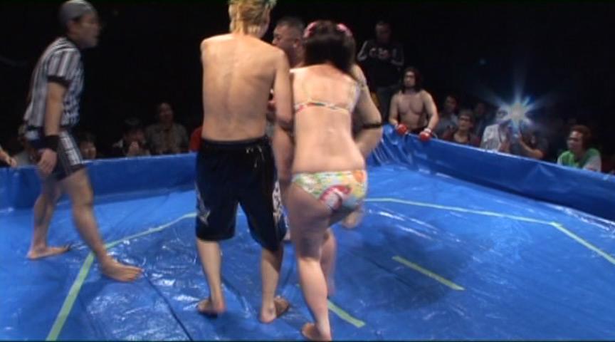 どきどきキャットファイト水着ぶっかけ祭り2015(上巻)