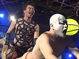 西口プロレス15周年記念大阪大会闘宝伝笑2016