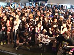 バイク乗り野外キャンプの裏ステージに潜入!2015年秋/山梨県某所 吟味チャリティーキャンプ 収録