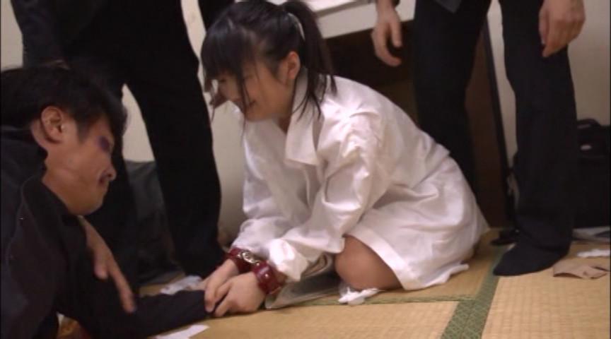 美少女調教 ダンボール箱に監禁された女子校生つな 画像 7