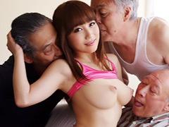 倉多まおクンニ動画|ドスケベ定年オヤジたちの再出発セックス生活 倉多まお